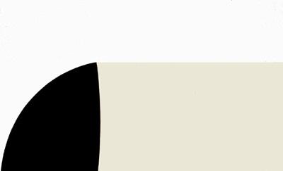 alberto burri bianchi e neri II litografia 1970