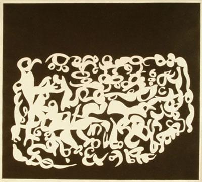 carla accardi litografia 1971