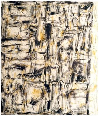 piero dorazio litografia 1957